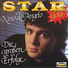 Nino de Angelo Star Gold-Die großen Erfolge (14 tracks, 1983-87) [CD]