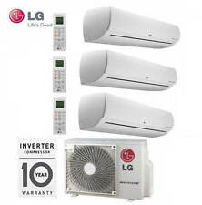 Climatizzatore LG Libero Trial Split Inverter 7000+7000+12000 BTU MU3M19 A++/A+