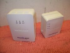 Netgear powerline AV500 ethernet range extender w/ wifi XWN5001 & XAV5201 bundle