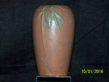 "Antique c1920's Brush-McCoy American Art Pottery Berries & Leaves ""Large"" Vase"