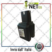 Batteria compatibile per BOSCH  GSR 12VES 12V 2000mAh 03022
