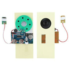 Recordable Voice Sound Module Board for DIY Greeting Card Talk Chip Musical Tool