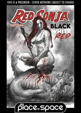 (WK32) RED SONJA: BLACK, WHITE & RED #2A - PARRILLO - PREORDER AUG 11TH