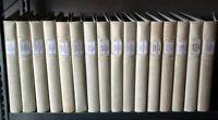 EISENBAHN Enorme Sammlung in 16 Bänden Postfrisch, gestempelt, Belege etc.