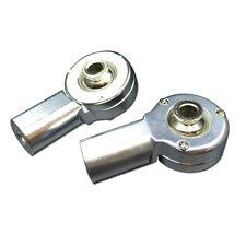 Alloy Rear rod end Upper Ball Joint Silver fit 1/5 RC HPI BAJA RV KM 5B 5T