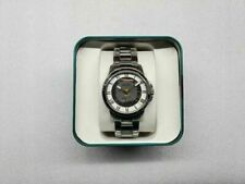 FOSSIL GRANT SILVER DIAL STAINLESS STEEL MEN'S WATCH FS4871 NEW