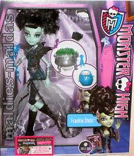 Monster High Frankie Stein fiesta de disfraces Halloween x3714 nuevo/en el embalaje original muñeca