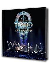 TOTO - 35TH ANNIVERSARY TOUR-LIVE IN POLAND 3 DVD + CD NEU