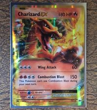 Pokemon Card   CHARIZARD EX  Ultra Rare  Evolutions  12/108 ***MINT***