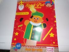 MAKE YOUR OWN HAND PUPPET PIET NEW NEW