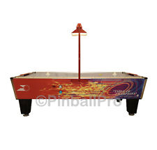 Gold Pro Plus Air Hockey Table from Gold Standard Games w/ Mini Overhead Scoring