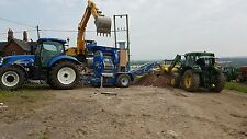 concrete crusher for hire