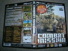 Combat Mission PC Game