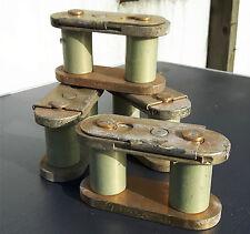 Genuine Surplus Metal Heavy Duty Shackles Spinners Metal Chain Links Vintage