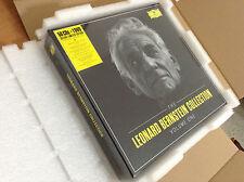 Leonard Bernstein Collection - Volume One V/A 59 CDs + DVD BOX SEALED