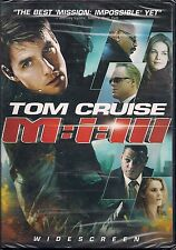 MISSION IMPOSSIBLE 3 (DVD, 2012, Widescreen) NEW