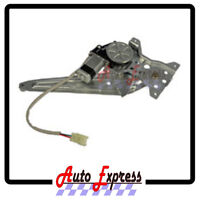 New Rear Right Passenger Side Power Window Regulator With Motor Toyota Corolla