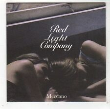 (FW959) Red Light Company, Meccano - 2008 DJ CD