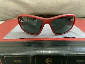 Bolle Bounty Polarized 11680 Matte Red Sunglasses