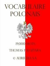 Vocabulaire Polonais by Thomas Koziara (2014, Paperback)