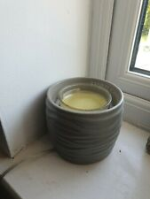 Yankee Candle Grey Electric Scenterpiece Easy Melt Cup Wax Warmer