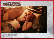 BATTLESTAR GALACTICA - Premiere Edition - Card #68 - Life Goes On