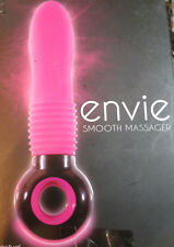 Envie Massager Silicone Vibrator NS Novelties 7-Function Control Water Resistant