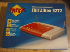 neue, unbenutzte AVM FRITZ!Box 3272 Wlan Router, 450 Mbit/s, Gigabit