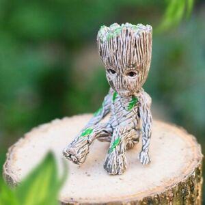 Toys Kids Tree Man Groot Toy Figure Creative Tree man Cartoon