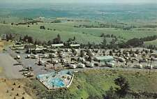 Rapid City South Dakota VIP Lazy J Trailer Park Vintage Postcard K39057