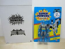 "DC UNIVERSE CLASSICS SUPER POWERS 6"" BATMAN 30TH ANNIVERSARY EDITION NEW MATTY"