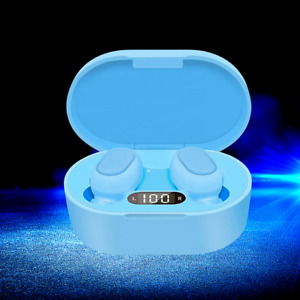 For iPhone 11 12 Pro Max XR XS X 8 7 Plus Compatible Wireless Earphone Earbuds