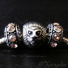 The Lion King European Charm Bead With Birthstone Spacers For Charm Bracelets