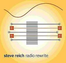 Steve Reich - Radio Rewrite (NEW CD)