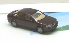 Wiking  124 03: Audi A6  d'rot met