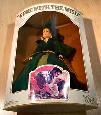 "NIB ""Scarlett O'Hara"" Doll #71151 from ""Gone With The Wind"" by World Doll"