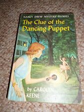 """Vintage Nancy Drew: """"The Clue of the Dancing Puppet"""""""