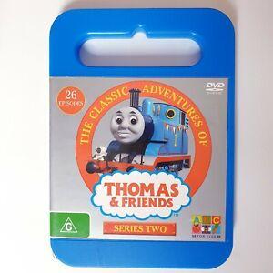 Thomas The Tank Engine Season 2 TV Series DVD Region 4 AUS - Kids Family