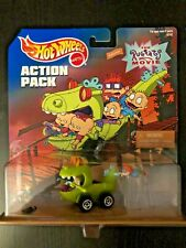 THE RUGRATS MOVIE HOT WHEELS ACTION PACK