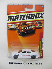 Matchbox Emergency Response Dodge Charger Police   58 of 100  Never Opened