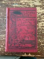 1908 Dr Chase's Last And Complete Work Book