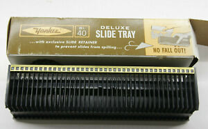 Yankee Deluxe Slide Tray with Retainer 40 BL - 15th Anniversary - NOS - P09B