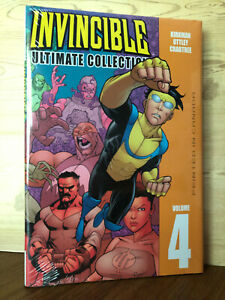 Invincible Ultimate Collection Vol 4 1st Printing 2009 HC Hardcover Sealed