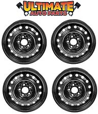 "Wheels Set of 4 Steel 16"" for 04-05 Chevy Malibu (New Style)"