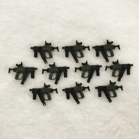 Mega Bloks Construx Call of Duty 10 SUBMachine Guns weapons lot *New Unused* Toy
