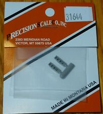 Precision Scale HO #31644 Frogs, Rerail, 2.5mm x 9mm, Plastic (1 Pair)