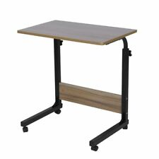 Laptop Adjustable Computer Desk Folding Laptop PC Table Home Office Study UK