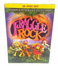 New & Sealed! Fraggle Rock: Complete Series Collection (DVD, 2009, 20-Disc Set)