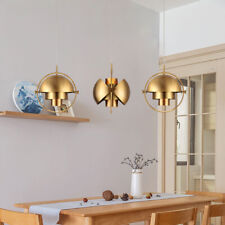 Kitchen Pendant Light Hotel LED Ceiling Lights Bar Lamp Gold Chandelier Lighting