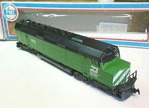 HO Scale LIMA Burlington Northern #6615 F45 Diesel Locomotive DUMMY